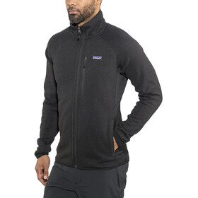 Patagonia Performance Better Sweater Jacket Men Black